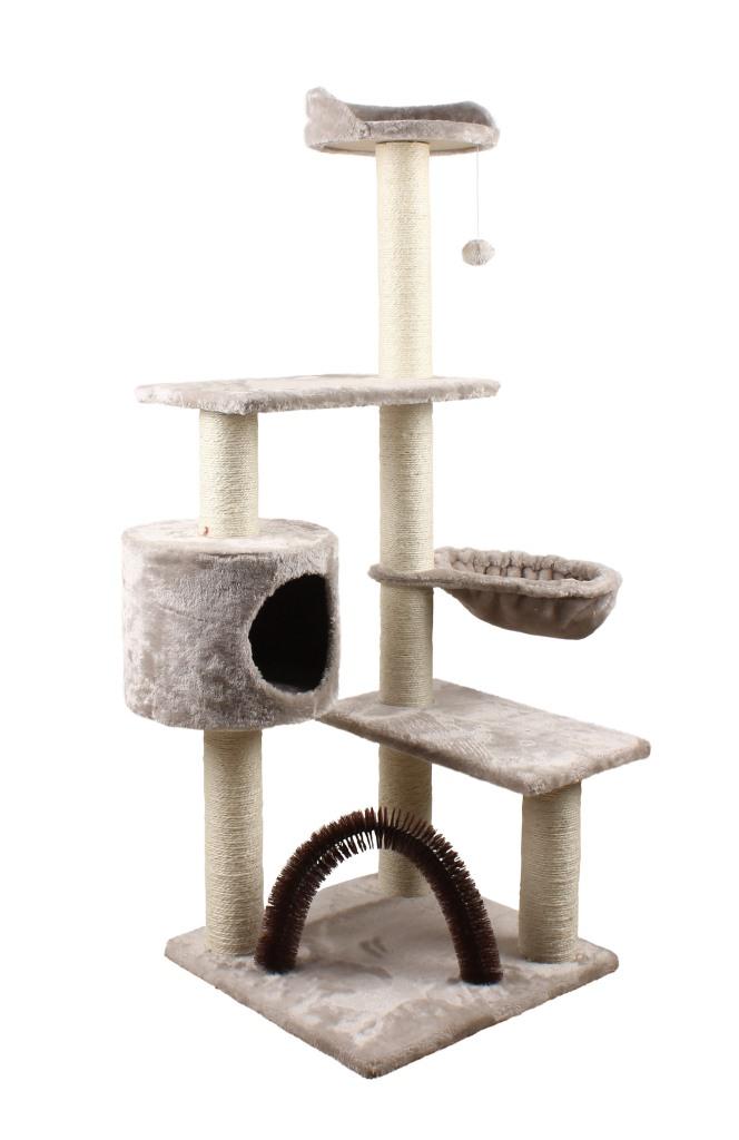 silvio design etagenboy 138cm grau zoo co. Black Bedroom Furniture Sets. Home Design Ideas