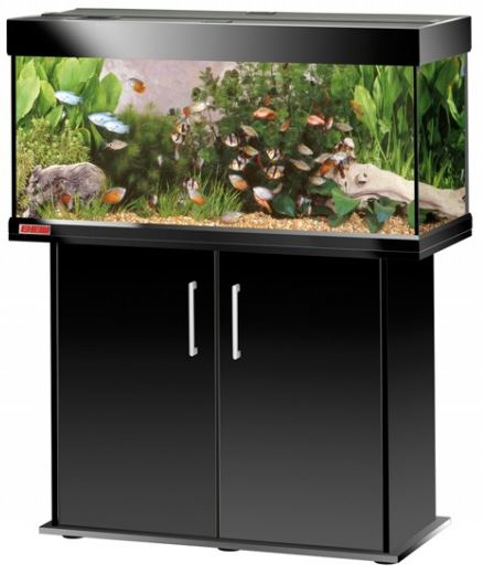 eheim vivaline 180 aquariumkombination in schwarz zoo co. Black Bedroom Furniture Sets. Home Design Ideas