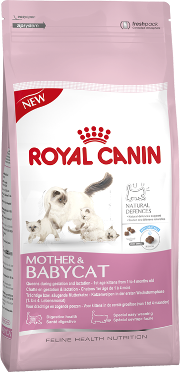royal canin katze mother and babycat 400g beutel zoo co. Black Bedroom Furniture Sets. Home Design Ideas