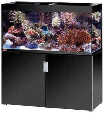 eheim aquarium schrank kombination incpiria marine 400 led in schwarz zoo co. Black Bedroom Furniture Sets. Home Design Ideas