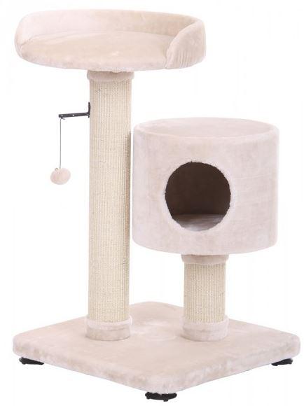 nobby kratzbaum nona 95cm in beige zoo co. Black Bedroom Furniture Sets. Home Design Ideas
