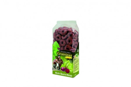 Jr Farm Grainless Rote Beete Ringe 100g Zoo Co