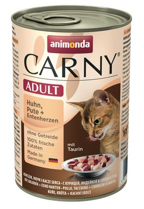 Adult animonda carny ente huhn