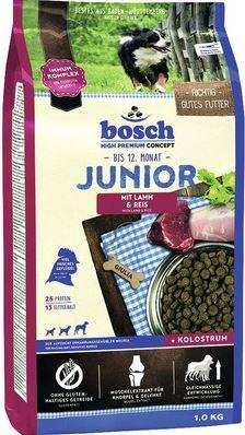 bosch high premium concept junior 1kg mit lamm und reis. Black Bedroom Furniture Sets. Home Design Ideas