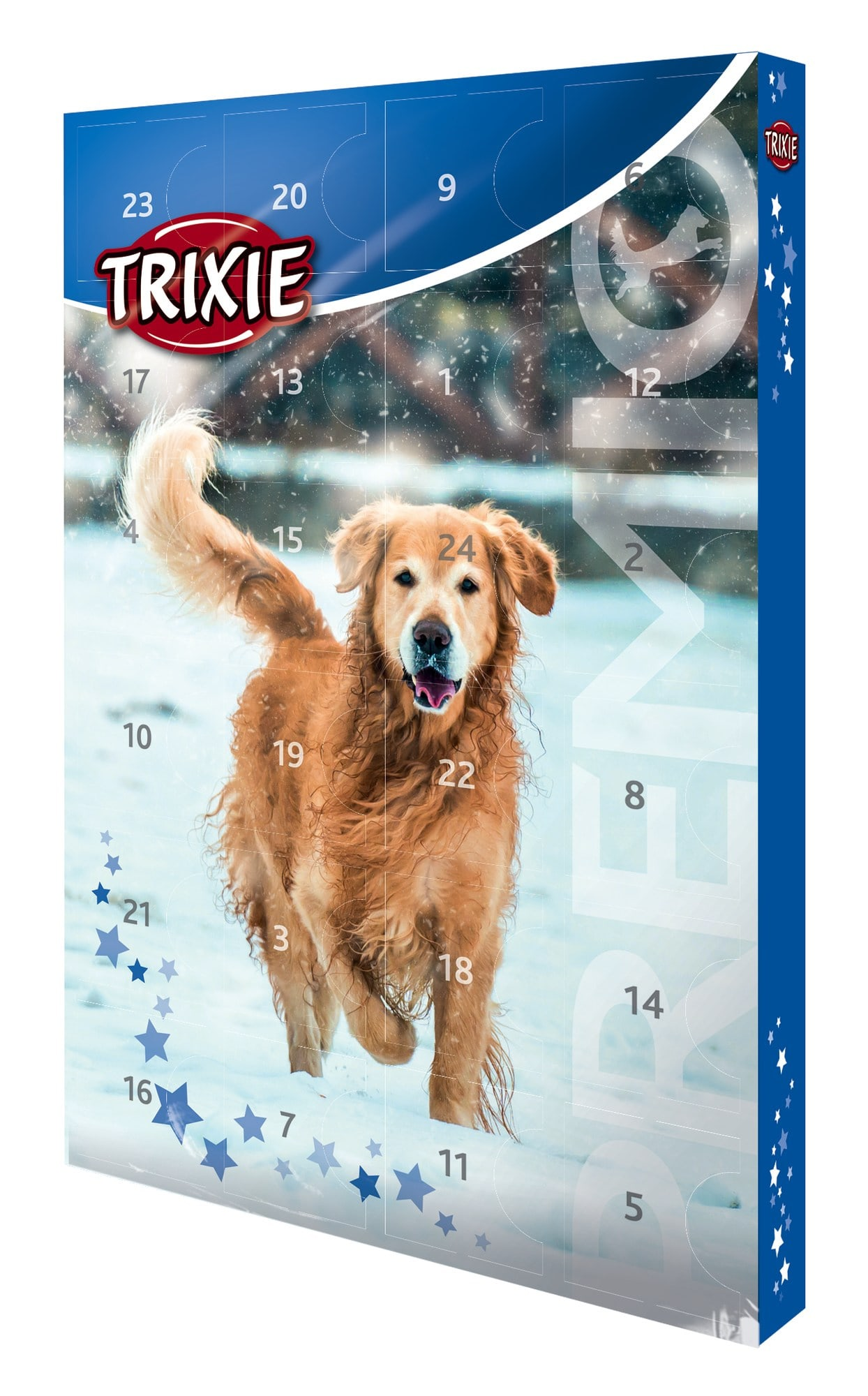 Weihnachtskalender Hund.Trixie Xmas Premio Adventskalender Für Hunde
