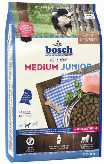 bosch high premium concept medium junior 3kg zoo co. Black Bedroom Furniture Sets. Home Design Ideas