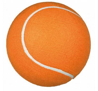 trixie hundespielzeug tennisball xxl zoo co. Black Bedroom Furniture Sets. Home Design Ideas