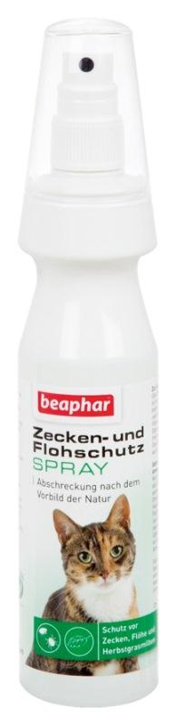 beaphar zecken und flohschutz spray 150ml f r katzen. Black Bedroom Furniture Sets. Home Design Ideas