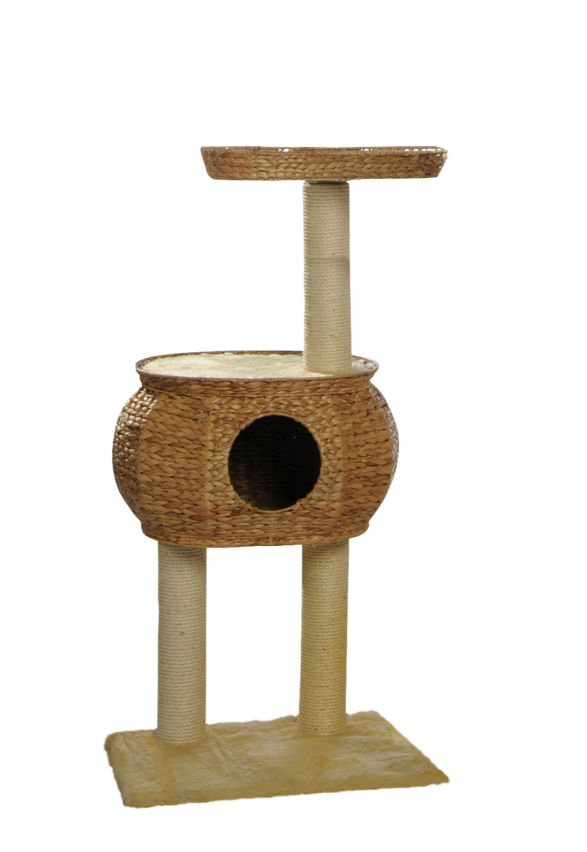 silvio design kratzturm cestino 98cm natur zoo co. Black Bedroom Furniture Sets. Home Design Ideas
