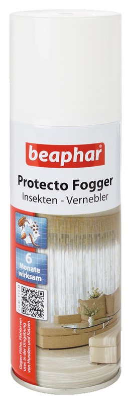 beaphar protecto fogger insekten vernebler 200ml zoo co. Black Bedroom Furniture Sets. Home Design Ideas