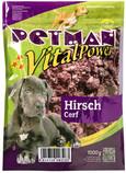 PETMAN BARF Fleisch Hirsch