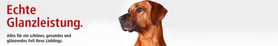 Fellglanz Hund mit unseren Produkten kein Problem