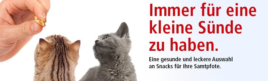 snacks für katzen online kaufen