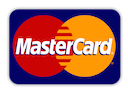 Bezahlung per Kreditkarte (Mastercard)