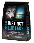 PURE INSTINCT getreidefreies Hundefutter Blue Lake Huhn Ente